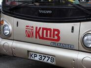 KMB 3ASV KP3778 front
