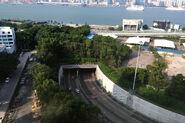 Eastern Harbour Crossing Hong Kong Island Side