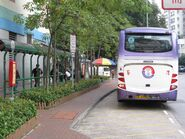 Tsuen Wan Station x-border stop