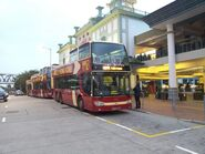 12 Big Bus blue route(night tour)