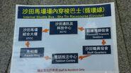 20150903 Racecourse Circular Shuttle Bus Route Map