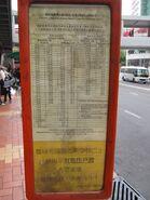 NR326 timetable Apr12