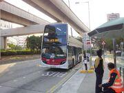510 K66 Tai Tong Shan Road special departures(MTR)