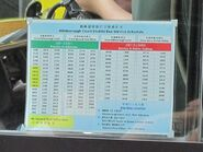 HR67 timetable