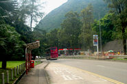Anderson Road Bus Stop 20160418 3