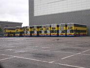 CTB bus Macau Ferry Parking Site