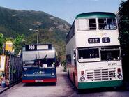 NWFB 309 and 9 Shek O BT