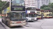 Kwun Tong Yuet Wah Steert bus terminal