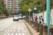 Yuen Long Park Bus Terminus K68 20151128