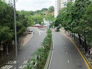 Siu Sai Wan Road near Fullview 20160901