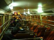 KMB S3M upper decker seats