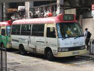 MD8100 Kwun Tong to Sau Mau Ping(Route no 16) 10-10-2019
