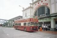 NR4579 Big Bus Hong Kong Island