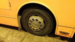 Trident Wheel-5 holes