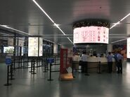HZMB Zhuhai Port ticket office 19-06-2019