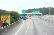 Kong Sham Western Highway near Exit 1 201406