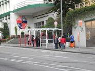 Wong Tai Shan Memorial College bus stop----(2014 01)
