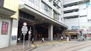 梨木樹邨公共運輸交匯處總站出入口202007