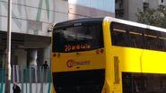 Citybus WK6684 back 202001