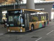 VJ2940 Hong Kong-Zhuhai-Macao Bridge Shuttle Bus 26-10-2018