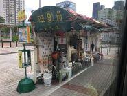 Mong Kok to Kwun Tong(Route no 9) minibus stop