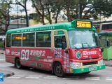 新界專綫小巴55K線