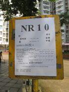 NR10 timetable Aug13