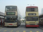 KMB L KT8144 Rt.42A and FY6264 Rt.36B