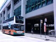 NWFB 4020 82M Chai Wan Station