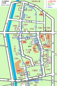 Tin Shui Wai Route Map