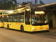 TF8041(08) Lok Ma Chau – Huanggang Cross-boundary Shuttle Bus Service 30-12-2018