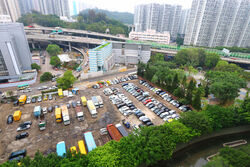 Shing Yip Street Rest Garden (land) 201804