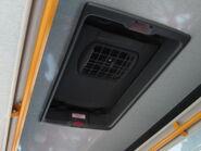 NLB Isuzu LV423R roof emergency exit