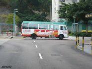 Tin Wan Estate (Tin Chak House) Minibus Terminus -2