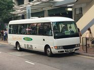 VB4778 Regent Centre staff bus 21-03-2019