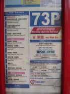 CTB 73P Route Info 20080102