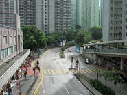 Siu Sai Wan Road near Cheerful 20160901