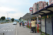 Hung Shui Kiu Railway Station N 20150605