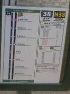 NLB 38 N38 Routemap 1