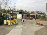Sha Tau Kok Express ticket office in Tam Shui Hang 28-03-2019