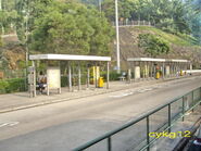 Tate's Cairn Tunnel Toll Plaza (S)