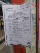 HK Marathon 2012 5-5X diversion notice