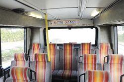 CTB VO coach seats
