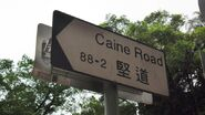 Caine Sign