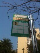 39 Caperidge Drive bus stop 1
