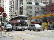 Tung Chau West Street entrance 2
