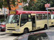 WH8689 Yuen Long to Sheung Shui(Route 18) 09-07-2020