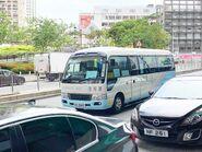 UG3687 Wah Cheung Travel & Tourist bus NR524 15-07-2020