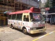 KY9143 Shau Kei Wan to Mong Kok