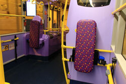 Wheelchair Spaces in 5620
